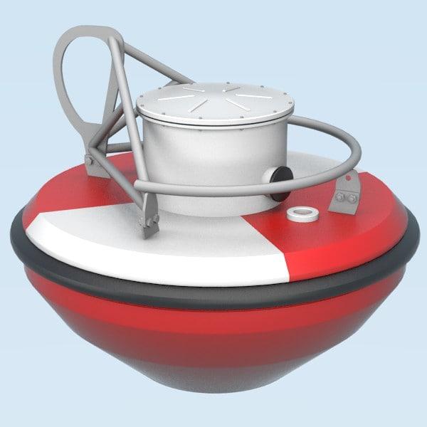 3d tsunami warning buoy