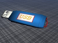 usb key storage obj free