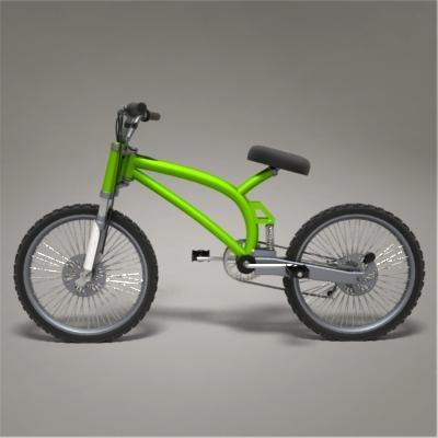 mountain bike 3ds