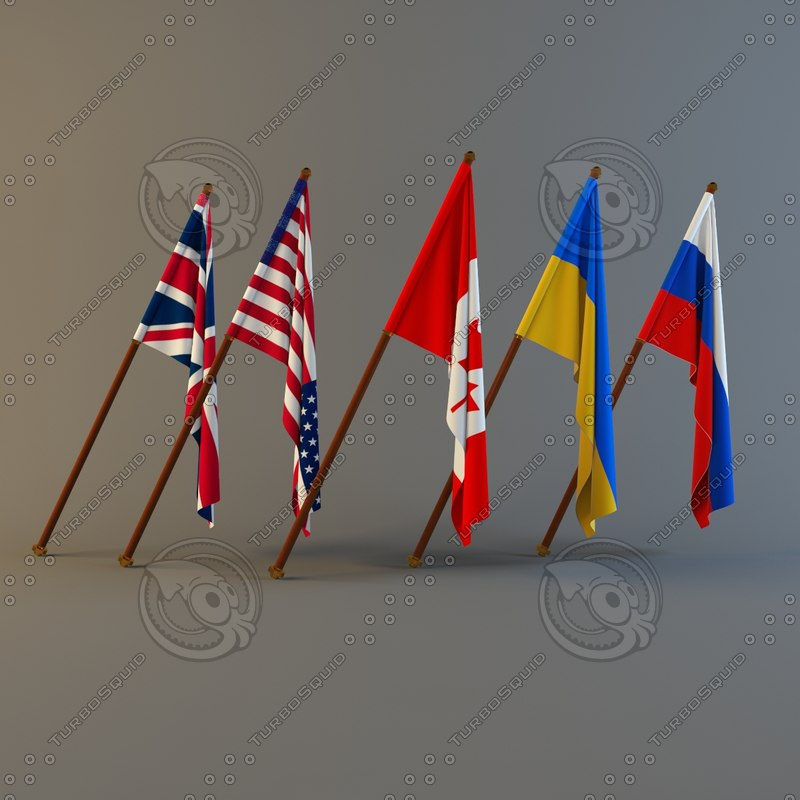 flags different countries max