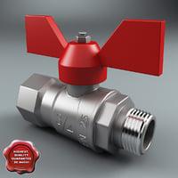 3d gate valve v5
