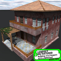 building house 3ds