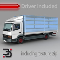 Truck MB Atego