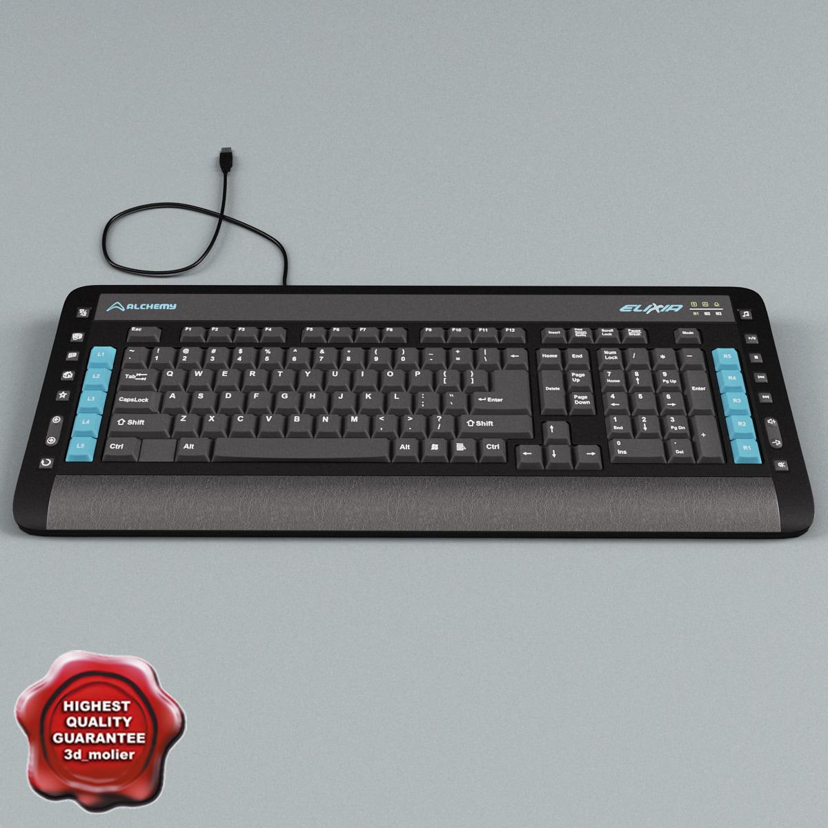 ocz alchemy keyboard max