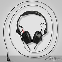 3d headphone sennheiser hd model