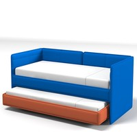 ciainternational kid`s sofa bed children cia international furniture