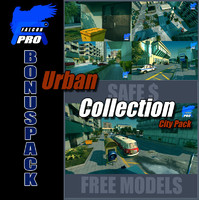 Urban City Collection