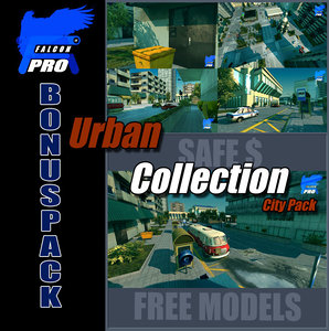 3dsmax city streets