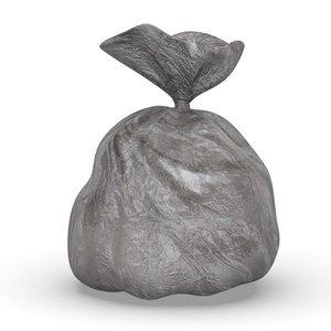 3ds max garbage bag