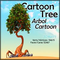 Leafy Tree 2