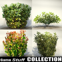 3d bush pc ps3