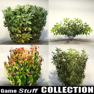 3d bush pc ps3