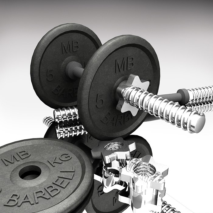 dumbell exercise 3ds