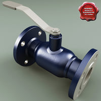 Flanged Ball Valve V2