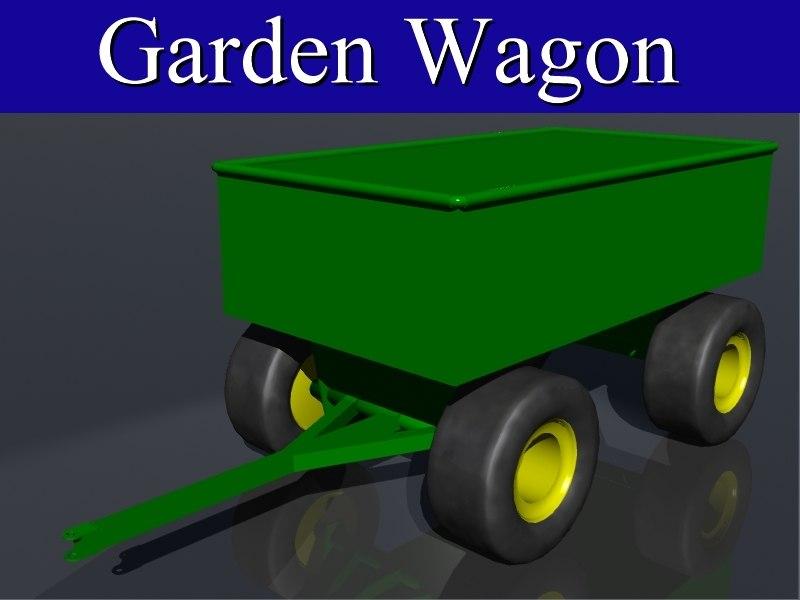 garden wagon lwo
