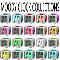 max moody clock smile collections