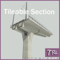 RAILWAY VIADUCT SECTION