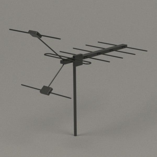 tv antenna 3ds