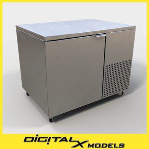 maya commercial freezer