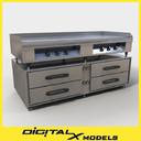 Electrical Skillet 3D models