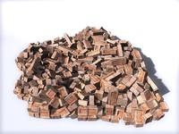 stacked brick