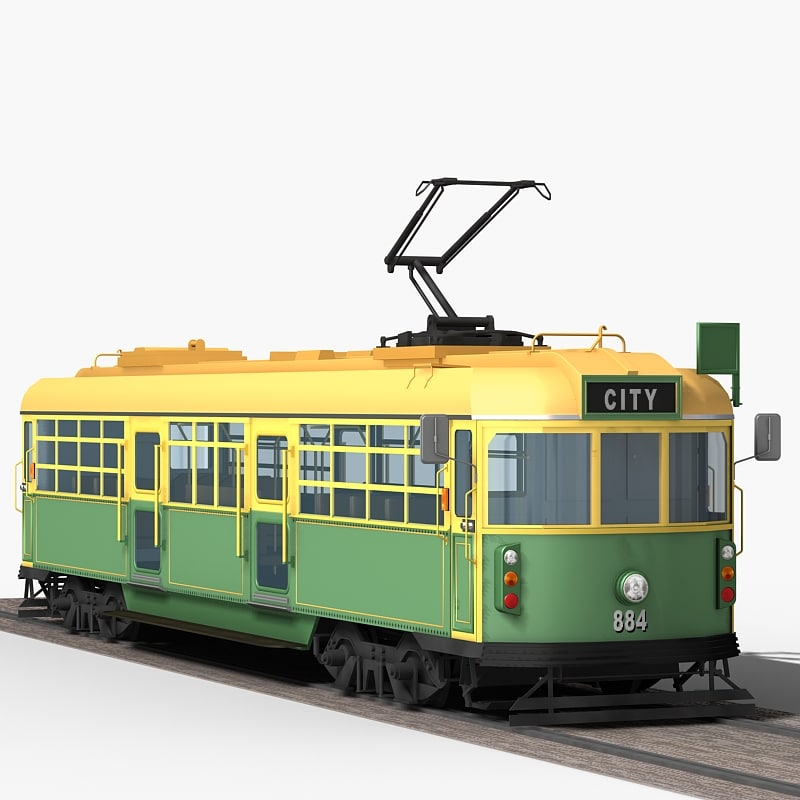classic tramway 3ds