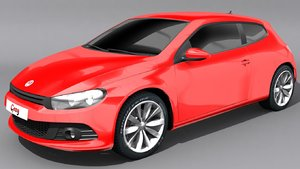 3d model of scirocco good price