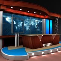 Virtual Set 07
