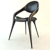 Black Plastic Chair Stackable
