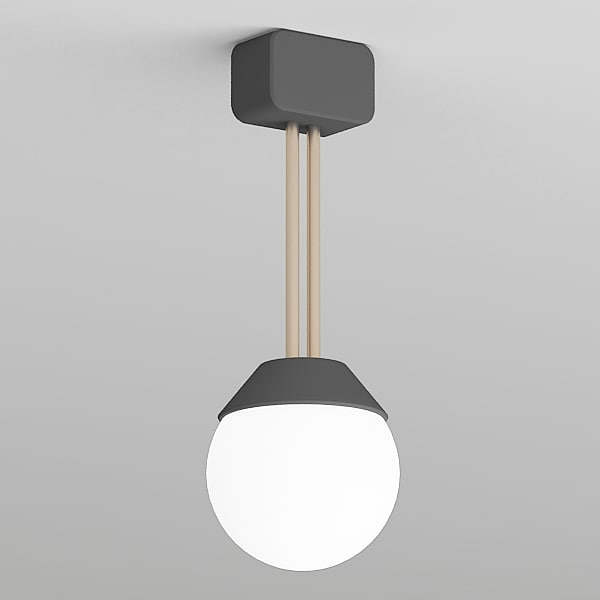 lamp ceiling 3ds free