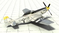 P-51D Fighter