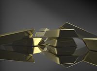 24K Gold Bars