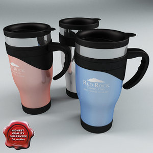 3ds thermo cups