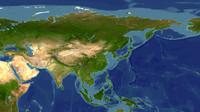 maya asia maps