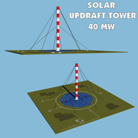 solar updraft tower 3ds