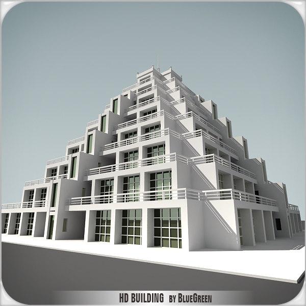 maya definition building