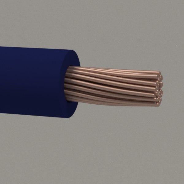 cable 3d model