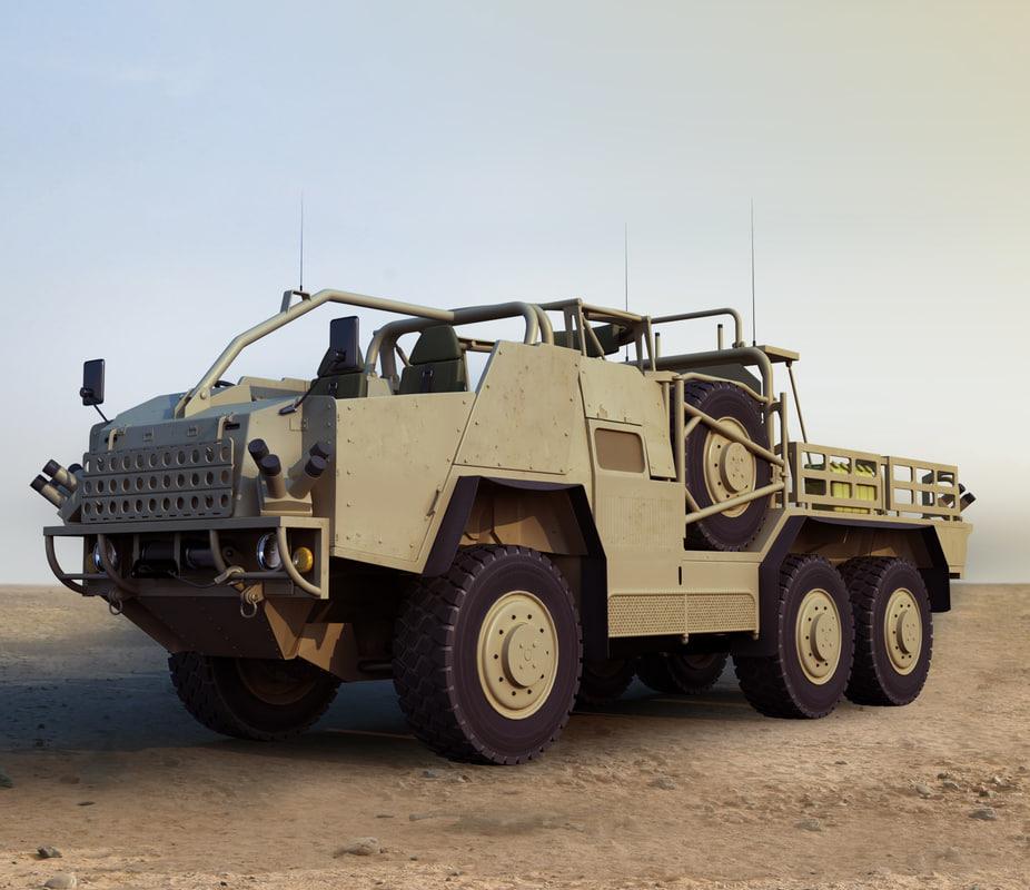coyote vehicle max