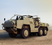 Coyote military vehicle