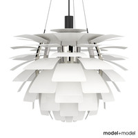 Louis Poulsen PH Artichoke suspension lamp