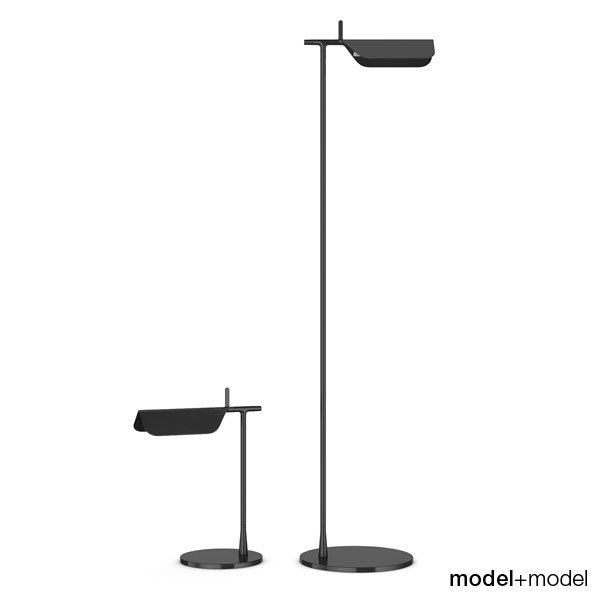 flos tab floor table lamps 3d max