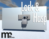 Lock and Hasp