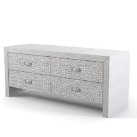 RUGIANO florida 3033 4c  chest of drawers commode dresser modern contemporary
