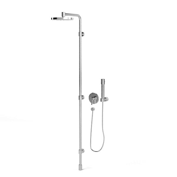 Shower Model shower 3d models | turbosquid