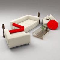 contains sofa set max
