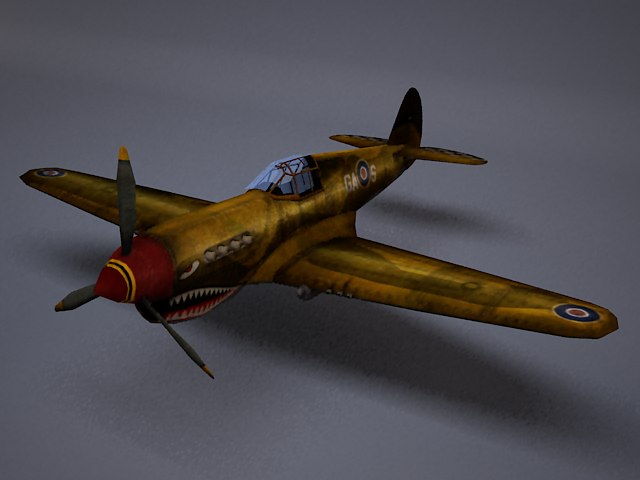 max wwii plane