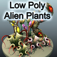 3ds alien plants