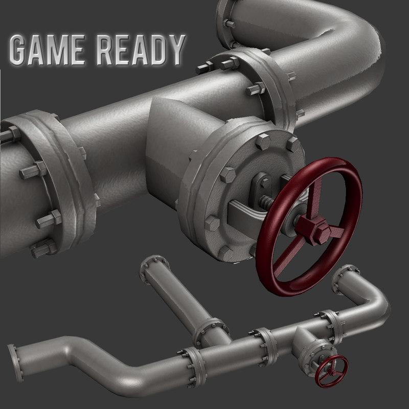 modular pipe set max