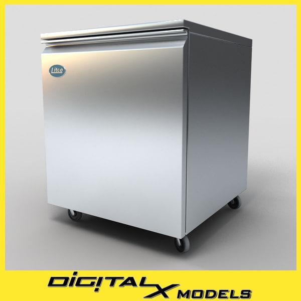 max commercial refrigerator 1