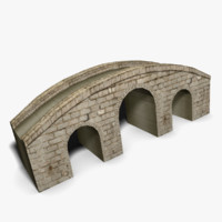 arched bridge max